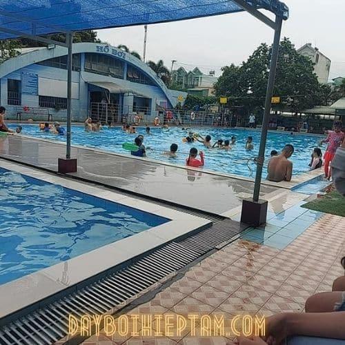 Hồ Bơi Võ Trường Toản Quận 12